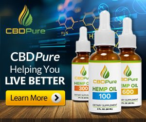 Pure CBD Oil for your health