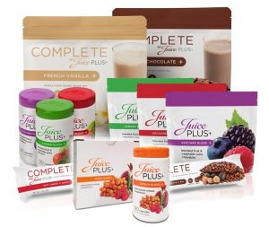 Juice Plus Product Line