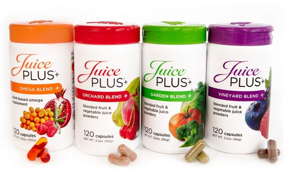 Juice Plus+® Whole-Food Nutrition for your Immune System