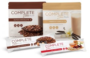 Juice Plus+ Complete Shakes & Bars